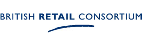 British Retail Consortium Logo - Member of RUMA