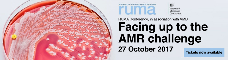 Conference: Facing up to AMR challenges